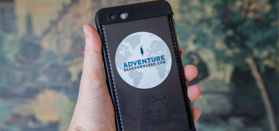 Lifeproof Nuud iPhone 6 Plus Waterproof Case Gear Review